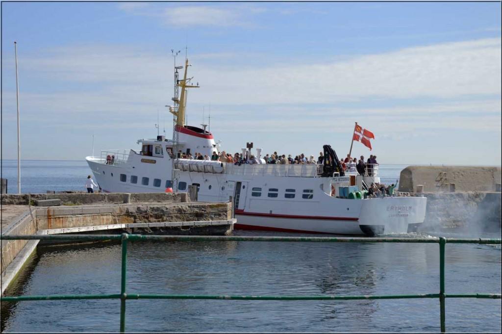 Christiansø & Frederiksø overfarten